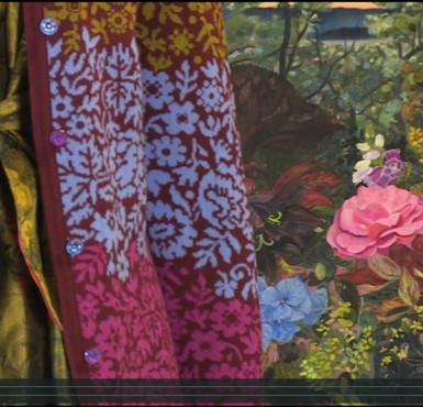 Film fra utstilling på Sillegården