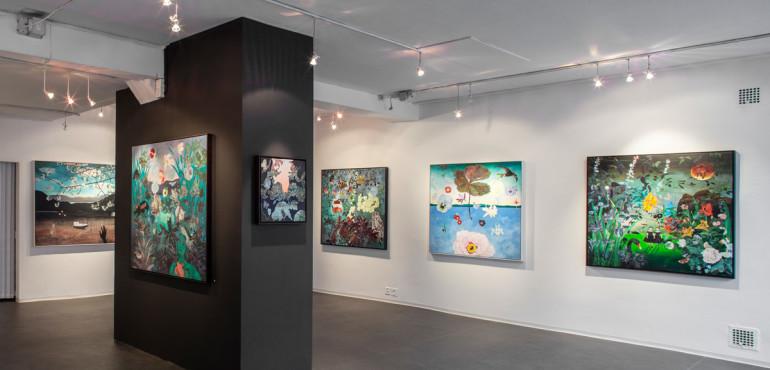 Galleri Giga «Sanndrømt» 4.3 – 29.3 2017