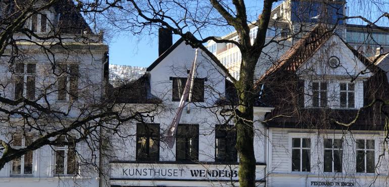 Separatutstilling Galleri Wendelboe